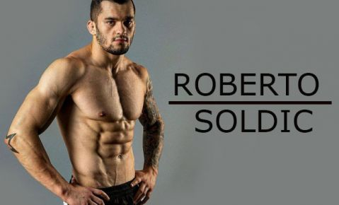 """Roberto Soldić: """"The only fighter I'm interested in is Luka Jelčić"""""""