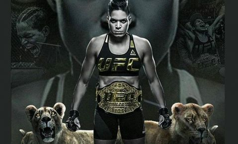 Amanda Nunes proved to the world that she's the GOAT
