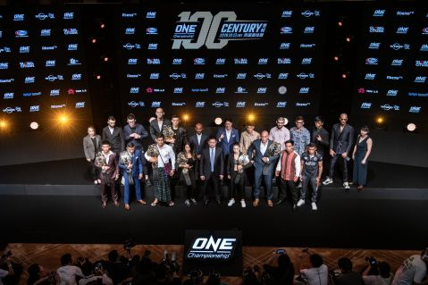ONE: Century press conference highlights