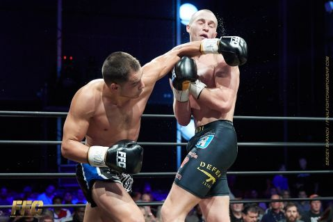 FFC 33 Highlight Reel Defines Strength And Endurance