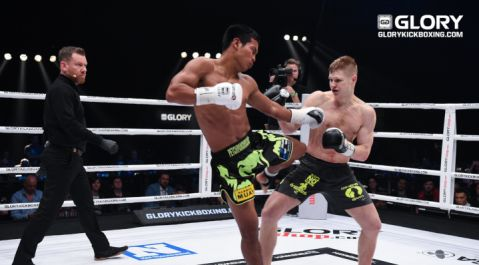 GLORY 63 Houston Main Card features world champion, former world champions and undefeated prospects
