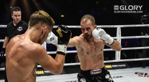 Gashi Remains Undefeated, Outworks Goldie-Galloway