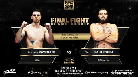Not Going The Distance At FFC 34