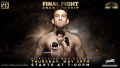 FFC 37: Shkodran Veseli faces Alan Scheinson for Welterweight Title!