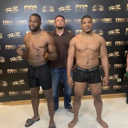 FFC 39: Weigh In Results