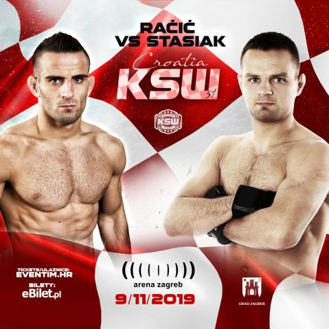 First KSW bantamweight champion to be crowned at KSW 51