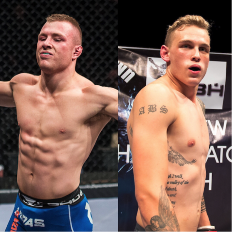 Final EFC 81 fight revealed