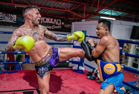 Liam Harrison Confirmed For YOKKAO 35 In Italy