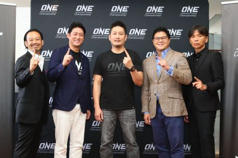 ONE Championship holds media day in Tokyo for ONE: Century