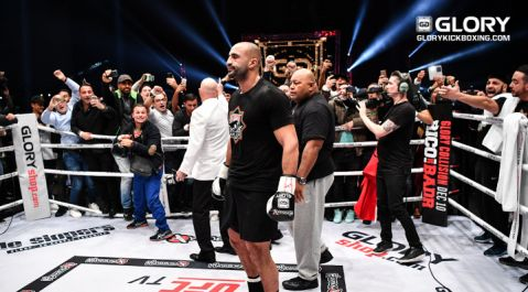 Big Mike says Badr Hari will use Gerges fight to 'send a message to the other heavyweights'