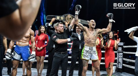 Alex Pereira is the Middleweight World Champion
