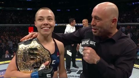 Rose Namajunas: 'UFC title doesn't mean as much if you're just an asshole'