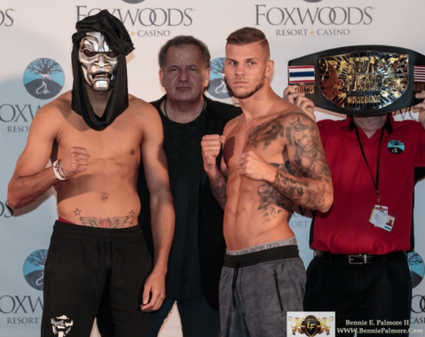 'Immortal' Eersel keeps tight grip on Lion Fight super middleweight crown