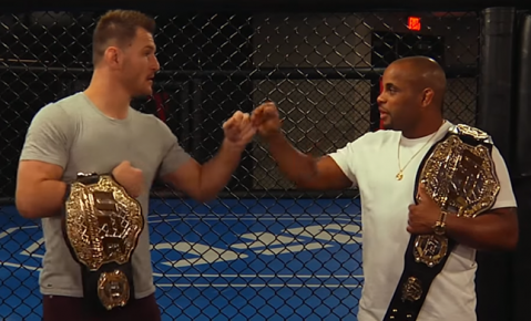 UFC Legend Randy Couture Gives His Thoughts on Stipe Miocic vs. Daniel Cormier (VIDEO)