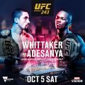 UFC 243 results