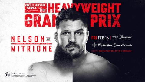 Mitrione on his upcoming rematch with Nelson: 'I have zero revenge factor going on'