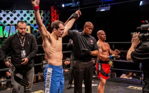 FFC 35 Results: Ben Egli submits Joey Holt to retain FFC Welterweight Title