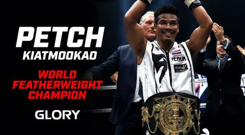 Glory inks new deal with Petchpanomrung