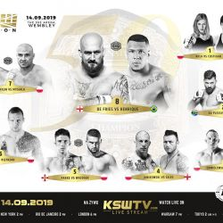KSW 50 weigh-in results