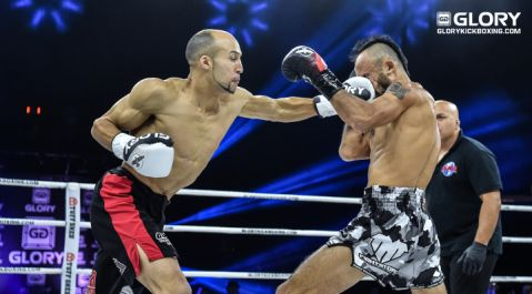 Vannonstrand secures interim title with potential 'Knockout of the Year'
